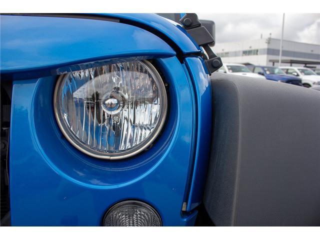 2016 Jeep Wrangler Sport (Stk: J313244A) in Surrey - Image 7 of 21