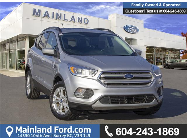 2018 Ford Escape SEL (Stk: P7712) in Surrey - Image 1 of 27