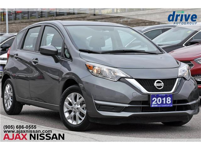 2018 Nissan Versa Note 1.6 SV (Stk: P3988R) in Ajax - Image 1 of 24