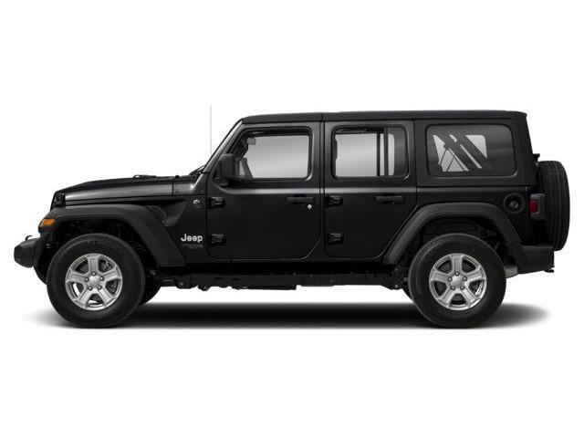 2018 Jeep Wrangler Unlimited Sahara (Stk: 181749) in Thunder Bay - Image 2 of 9