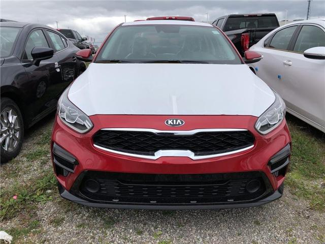 2019 Kia Forte EX (Stk: 902002) in Burlington - Image 2 of 5