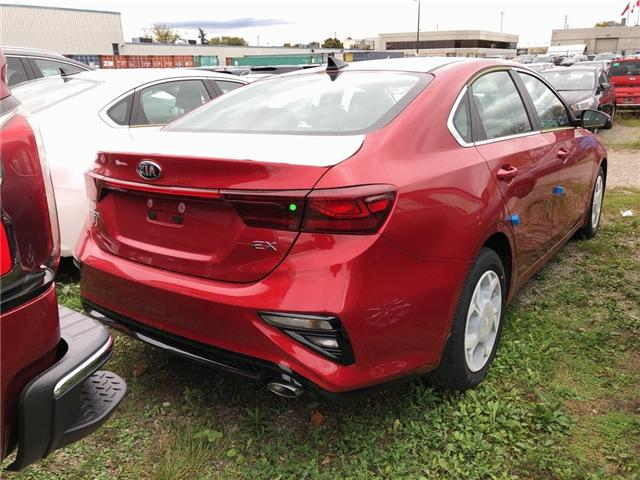 2019 Kia Forte EX (Stk: 902002) in Burlington - Image 4 of 5