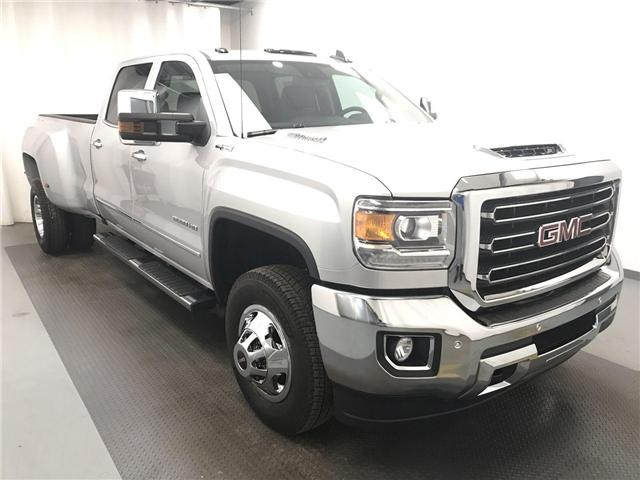 2019 GMC Sierra 3500HD SLT (Stk: 198160) in Lethbridge - Image 2 of 19