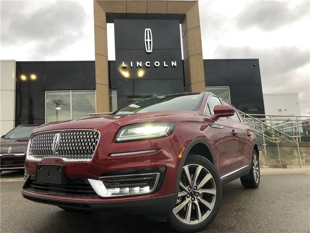 2019 Lincoln Nautilus Select (Stk: NT19053) in Barrie - Image 1 of 26