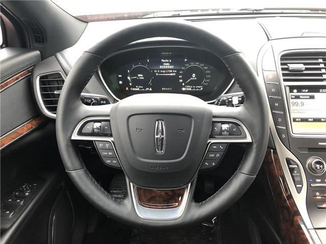 2019 Lincoln Nautilus Select (Stk: NT19053) in Barrie - Image 30 of 30