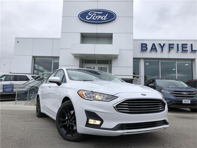 2019 Ford Fusion SE (Stk: FS19044) in Barrie - Image 1 of 30