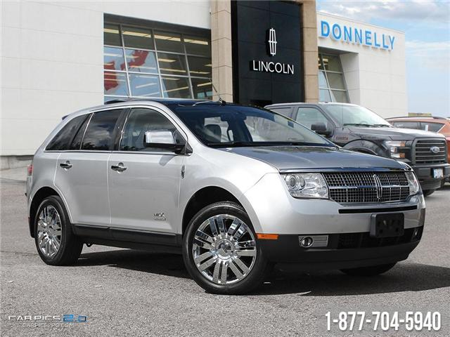 2010 Lincoln MKX Base (Stk: PBWDR317A) in Ottawa - Image 1 of 27