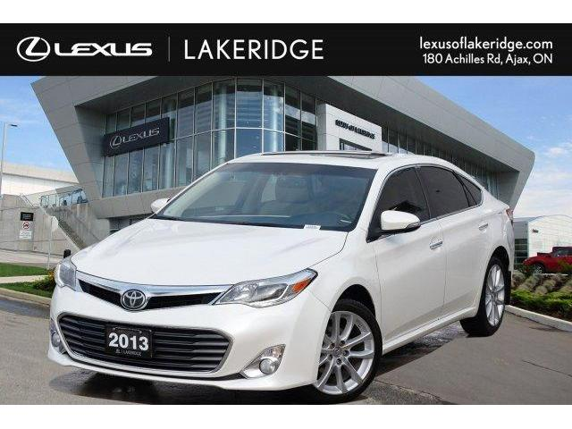 2013 Toyota Avalon XLE (Stk: P0326) in Toronto - Image 1 of 27