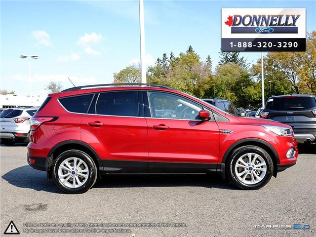 2018 Ford Escape SEL (Stk: DR2093) in Ottawa - Image 3 of 27