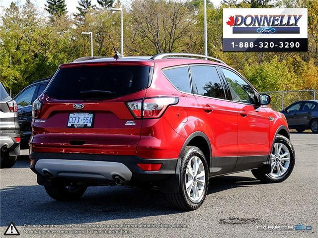 2018 Ford Escape SEL (Stk: DR2093) in Ottawa - Image 4 of 27