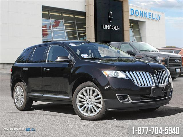 2013 Lincoln MKX Base (Stk: CLDQ2220A) in Ottawa - Image 1 of 27