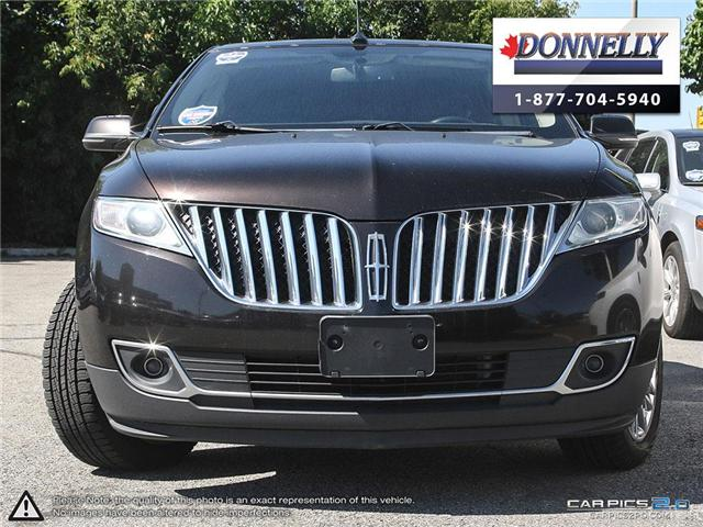 2013 Lincoln MKX Base (Stk: CLDQ2220A) in Ottawa - Image 2 of 27