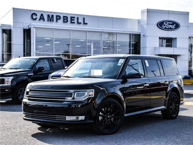 2018 Ford Flex Limited AWD-LEATHER-POWER ROOF (Stk: 944760) in Ottawa - Image 1 of 30