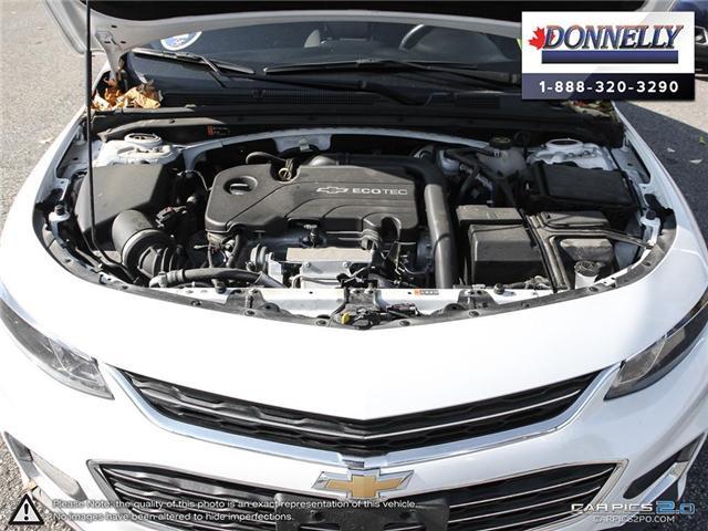 2018 Chevrolet Malibu LT (Stk: PLDUR5908) in Ottawa - Image 8 of 28
