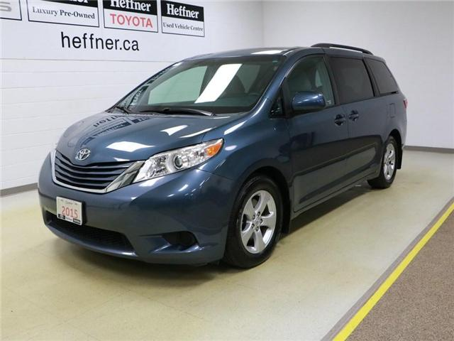 2015 Toyota Sienna LE 8 Passenger (Stk: 186263) in Kitchener - Image 1 of 29