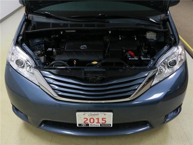 2015 Toyota Sienna LE 8 Passenger (Stk: 186263) in Kitchener - Image 26 of 29