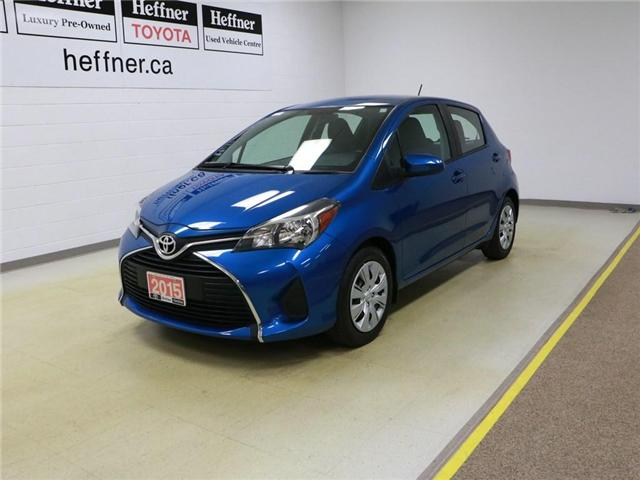 2015 Toyota Yaris LE (Stk: 186152) in Kitchener - Image 1 of 25