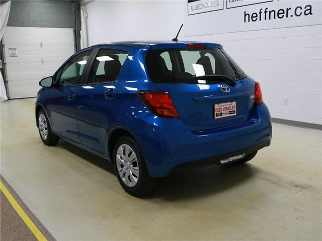 2015 Toyota Yaris LE (Stk: 186152) in Kitchener - Image 2 of 25