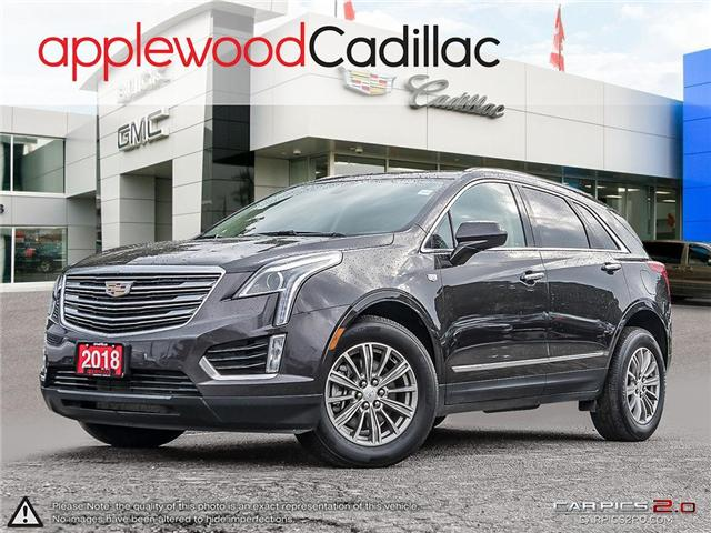 2018 Cadillac XT5 Luxury (Stk: 677P) in Mississauga - Image 1 of 27