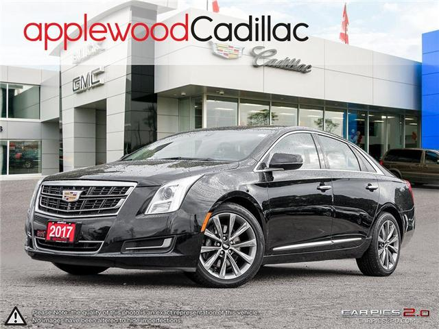 2017 Cadillac XTS Base (Stk: 4152P) in Mississauga - Image 1 of 27
