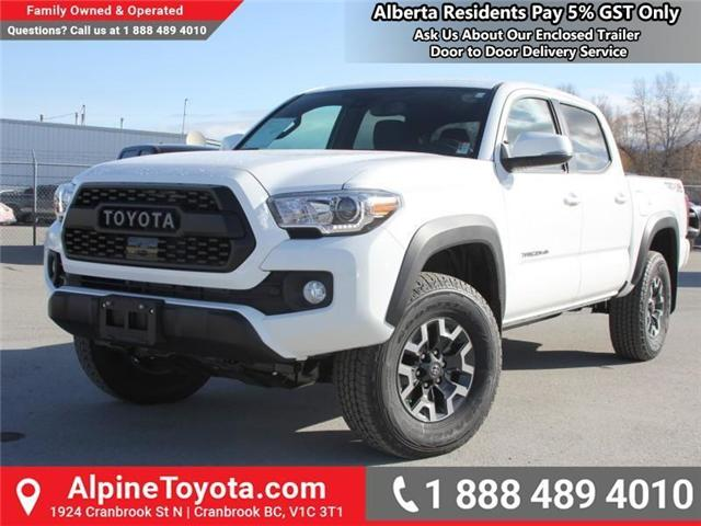 2018 Toyota Tacoma TRD Off Road (Stk: X139104) in Cranbrook - Image 1 of 18