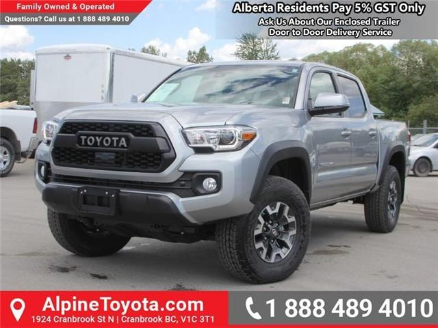 2018 Toyota Tacoma TRD Off Road (Stk: X142147) in Cranbrook - Image 1 of 18