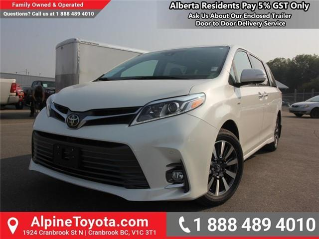 2018 Toyota Sienna XLE 7-Passenger (Stk: S208072) in Cranbrook - Image 1 of 17