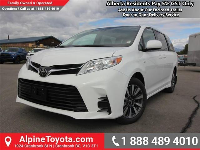 2018 Toyota Sienna LE 7-Passenger (Stk: S207024) in Cranbrook - Image 1 of 17