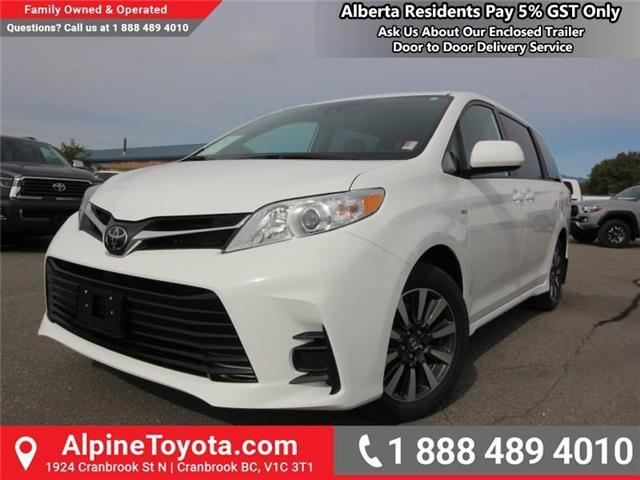 2019 Toyota Sienna LE 7-Passenger (Stk: S210913) in Cranbrook - Image 1 of 17
