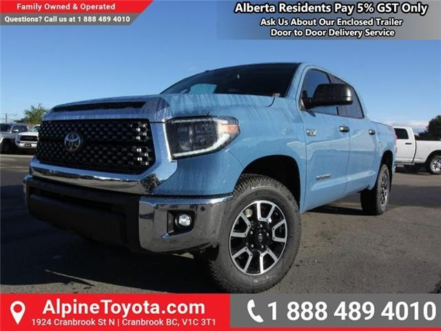 2019 Toyota Tundra TRD Offroad Package (Stk: X779735) in Cranbrook - Image 1 of 18