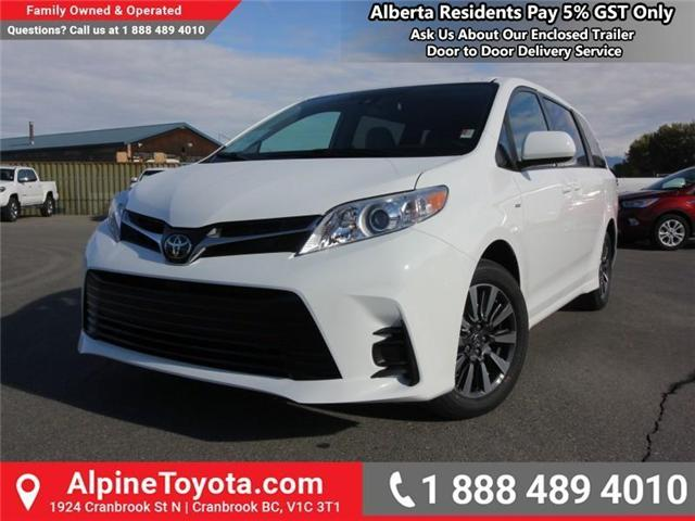 2019 Toyota Sienna LE 7-Passenger (Stk: S211224) in Cranbrook - Image 1 of 18