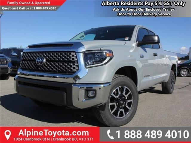 2019 Toyota Tundra TRD Offroad Package (Stk: X783307) in Cranbrook - Image 1 of 18
