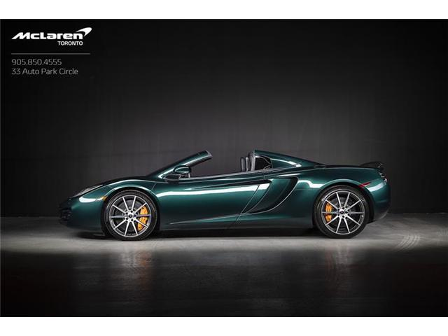2014 McLaren MP4-12C Spyder (Stk: MU1583B) in Woodbridge - Image 1 of 16