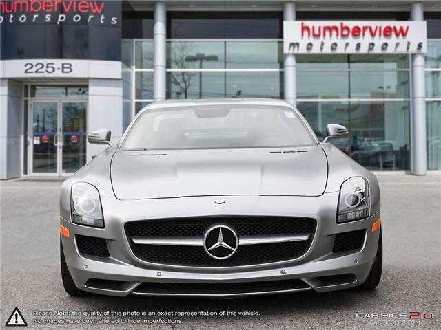 2011 Mercedes-Benz SLS AMG Base (Stk: 18MSX509) in Mississauga - Image 2 of 28