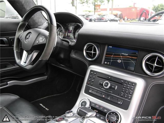 2011 Mercedes-Benz SLS AMG Base (Stk: 18MSX509) in Mississauga - Image 24 of 28
