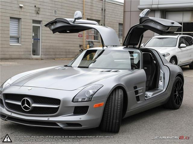 2011 Mercedes-Benz SLS AMG Base (Stk: 18MSX509) in Mississauga - Image 25 of 28