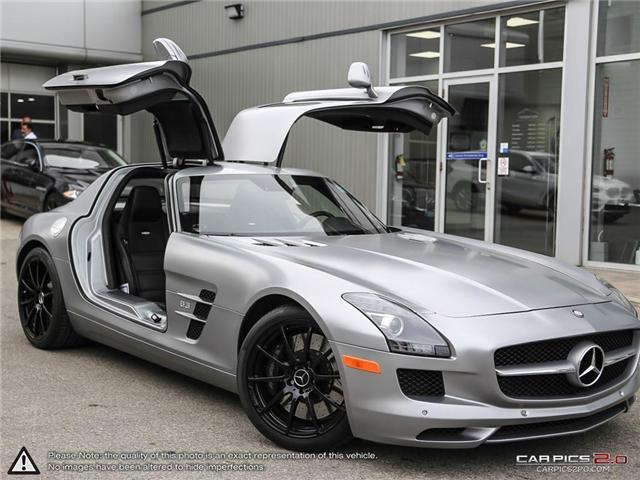 2011 Mercedes-Benz SLS AMG Base (Stk: 18MSX509) in Mississauga - Image 26 of 28