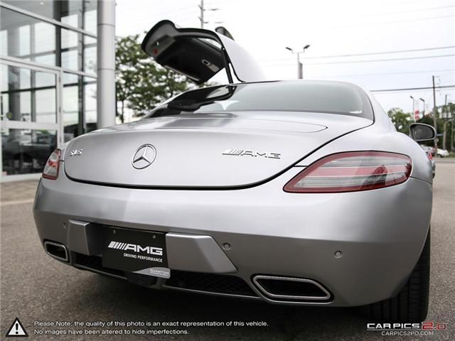 2011 Mercedes-Benz SLS AMG Base (Stk: 18MSX509) in Mississauga - Image 27 of 28
