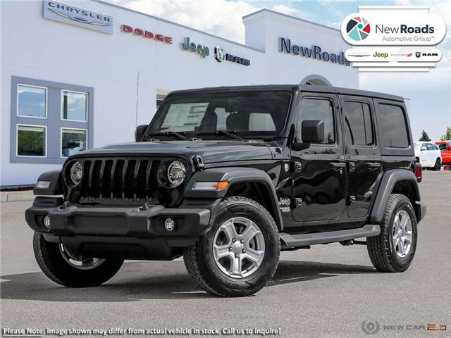 2018 Jeep Wrangler Unlimited Sport (Stk: W18479) in Newmarket - Image 1 of 23