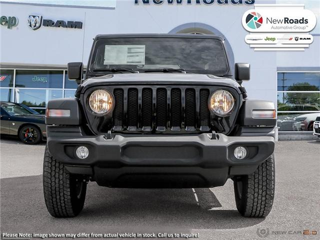 2018 Jeep Wrangler Unlimited Sport (Stk: W18479) in Newmarket - Image 2 of 23