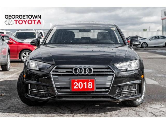 2018 Audi A4 2.0T Komfort (Stk: 18-00688) in Georgetown - Image 2 of 19