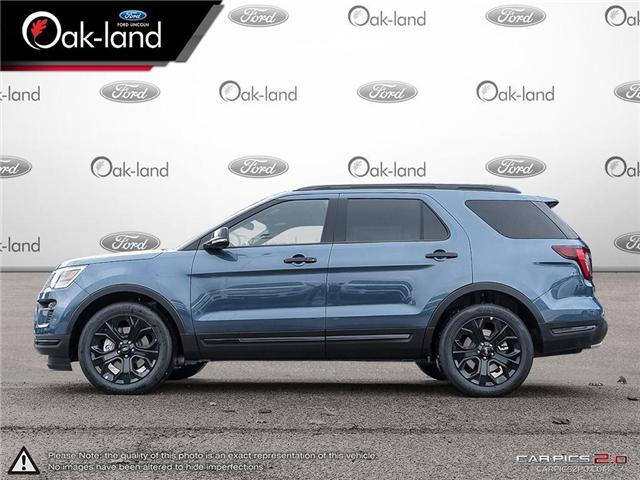 2019 Ford Explorer Sport (Stk: 9T098) in Oakville - Image 2 of 25
