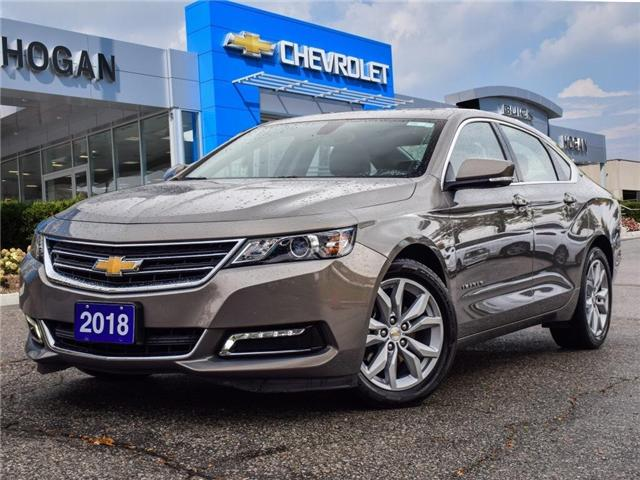 2018 Chevrolet Impala 1LT (Stk: A142626) in Scarborough - Image 1 of 28