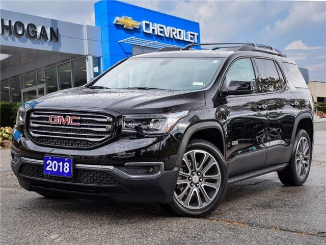 2018 GMC Acadia SLT-1 (Stk: A202815) in Scarborough - Image 1 of 30