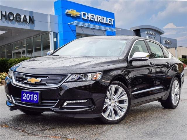 2018 Chevrolet Impala 2LZ (Stk: A167010) in Scarborough - Image 1 of 30