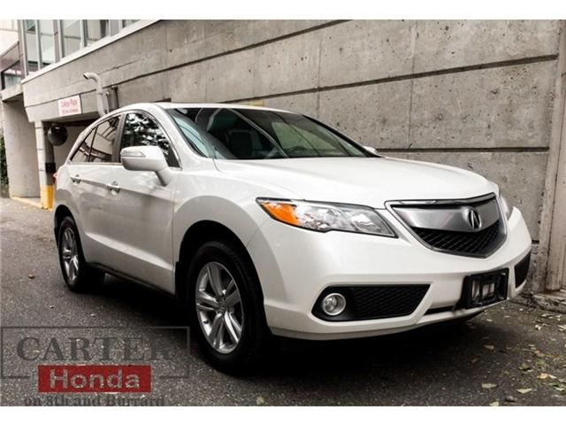 2013 Acura RDX Base (Stk: B08931) in Vancouver - Image 1 of 19