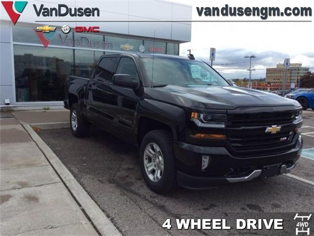 2018 Chevrolet Silverado 1500 LT (Stk: 184155) in Ajax - Image 1 of 19