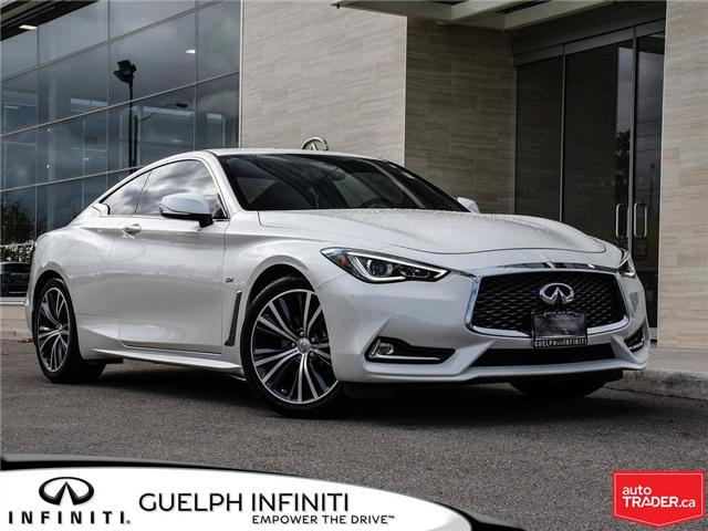 2017 Infiniti Q60  (Stk: I6799A) in Guelph - Image 1 of 25