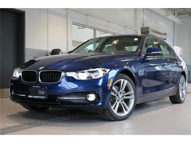 2018 BMW 328d xDrive (Stk: 8241) in Kingston - Image 1 of 13