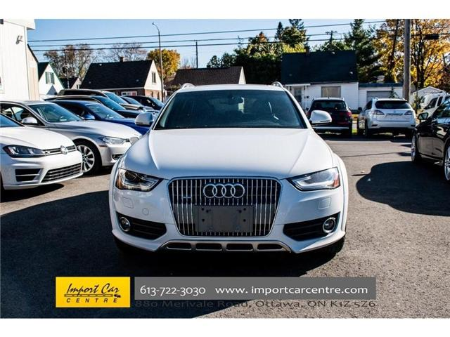 2016 Audi A4 allroad 2.0T Progressiv (Stk: 002093) in Ottawa - Image 2 of 30